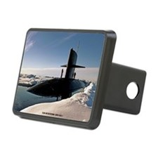 queenfish large framed pri Hitch Cover