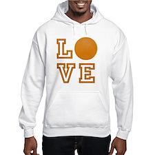 LoveBasketball Hoodie