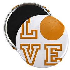 LoveBasketball Magnet