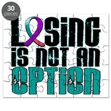 D Losing Is Not An Option Thyroid Cancer Puzzle