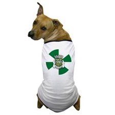 Amadora (necklace rd) Dog T-Shirt