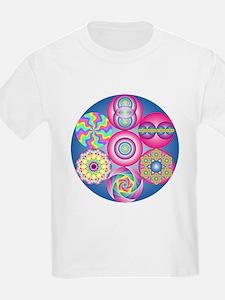 The Geometry Code -  Kids T-Shirt