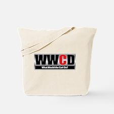 What Curl Tote Bag