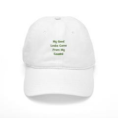 Good Looks from Cousin! - Gre Baseball Cap
