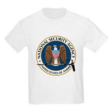 NSA Boom Logo T-Shirt