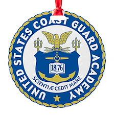 USCGA Logo Ornament