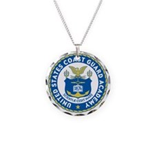 USCGA Logo Necklace