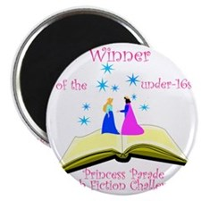 Princess Parade Flash Fiction Challenge Win Magnet