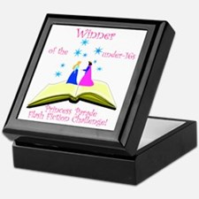 Princess Parade Flash Fiction Challen Keepsake Box