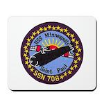 USS MINNEAPOLIS-SAINT PAUL Mousepad