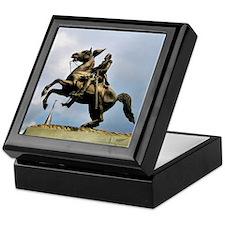Andrew Jackson Statue - Keepsake Box