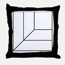 geosquared2l Throw Pillow