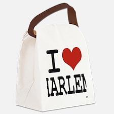 I love Harlem Canvas Lunch Bag