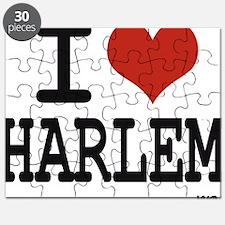 I love Harlem Puzzle