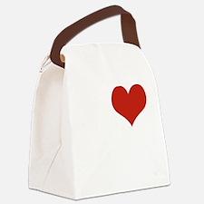 I love Las Vegas Canvas Lunch Bag