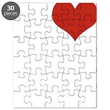 I love Malibu Puzzle