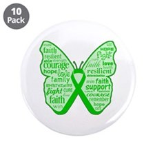 "Gastroparesis Awareness 3.5"" Button (10 pack)"