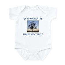Environmental Fundamentalist Infant Bodysuit