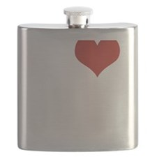 I love Palm Springs Flask