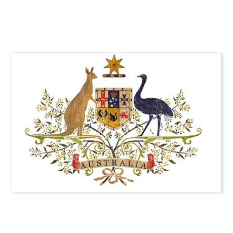 australia22 Postcards (Package of 8)
