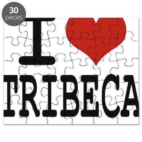 I love Tribeca Puzzle