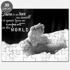 footprint Puzzle