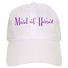 Maid of Honor Baseball Cap