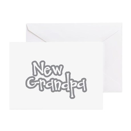 New Grandpa Greeting Cards (Pk of 10)