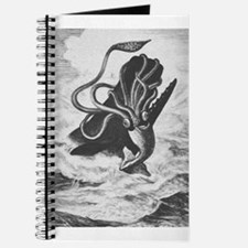 Giant Squid vs. Sperm Whale Journal