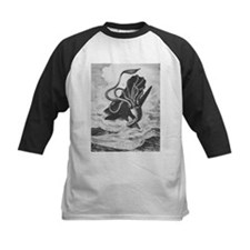 Giant Squid vs. Sperm Whale Tee