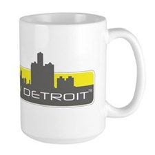 Your NEW Detroit Mug