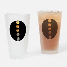 Moons Drinking Glass