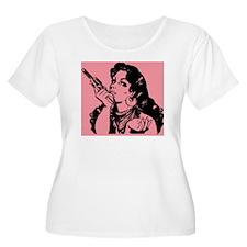 grrr-tile pin T-Shirt