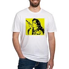 grrr-tile yellow Shirt
