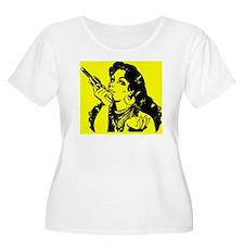 grrr-tile yel T-Shirt