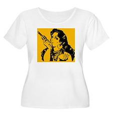 grrr-tile-ora T-Shirt