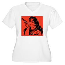 grrr-tile red T-Shirt