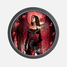 Maiden of Life Wall Clock