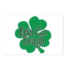 Erin Go Braugh V2 Postcards (Package of 8)