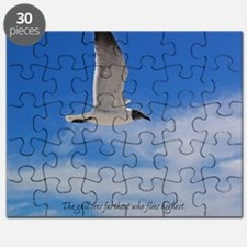 Serenity Seagull Puzzle