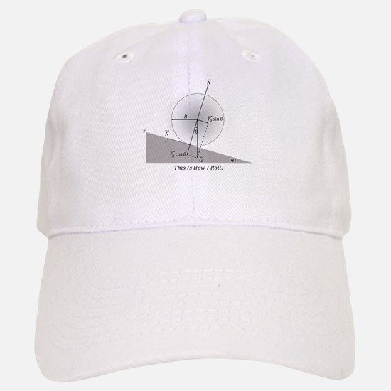 How I Roll Hat