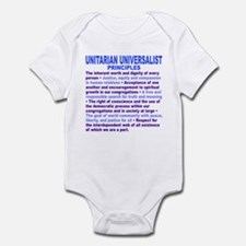 UU PRINCIPLES Infant Bodysuit