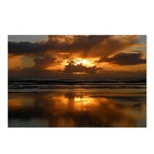Beach Reflections Postcards (Package of 8)