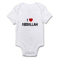 I * Abdullah Infant Bodysuit