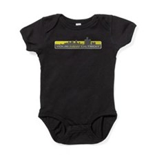 Cute New your city Baby Bodysuit