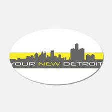 Cute Cities your city Wall Decal