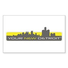 Cute Cities your city Decal