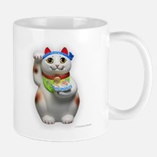 Windstone Editions Female sushi cat. sm. mug