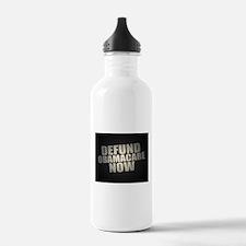 Defund Obamacare Now Water Bottle