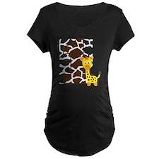 GiraffeBirthdayBoy1 T-Shirt